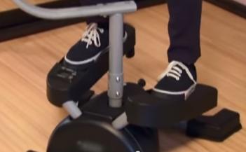 кардиотренажер твистер видео
