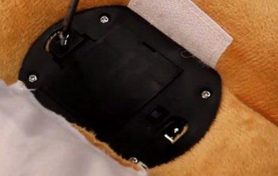 Батарейки ночника