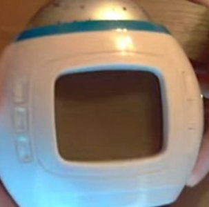 Будильник с проектором