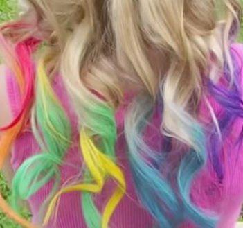Купить мелки для волос