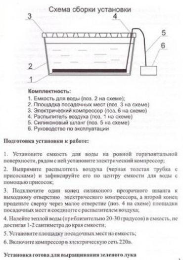 Луковое счастье инструкция
