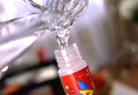 Фломастер для рисования водой