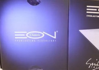 Фонарик-кредитка EON-Classic
