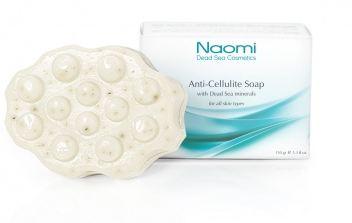 Антицеллюлитное мыло наоми