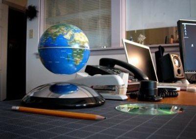 Левитационный глобус