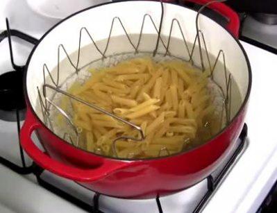 Приготовление с Chef Basket