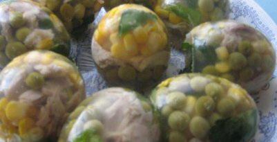 Заливные яйца в Эггиз