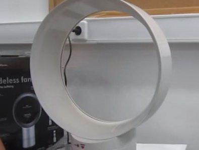 Часть вентилятора