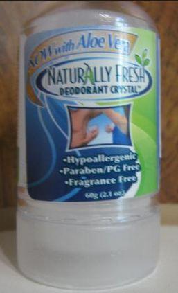 Дезодорант кристалл отзывы