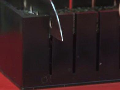 Нож для резки мидори
