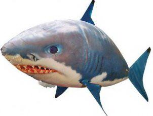 Радиоуправляемая акула