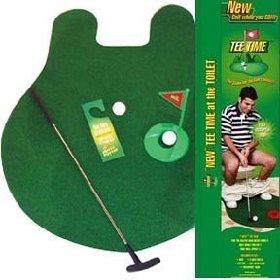 Туалетный гольф игра