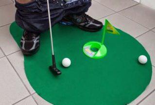 Туалетный гольф