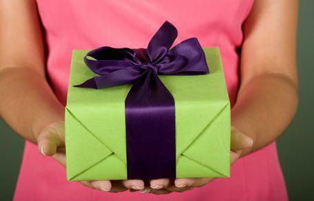Что подарить на годовщину