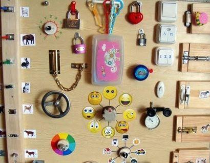 Развивающие игрушки своими руками