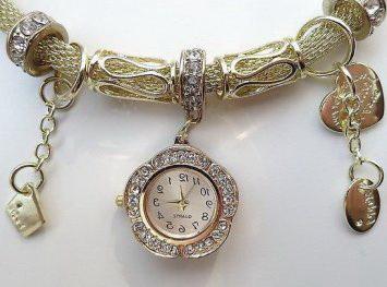 Часы-браслет Пандора обзор