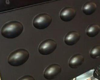 Форма для выпекания печенья орешки