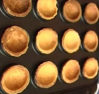 Выпечка печень орешки