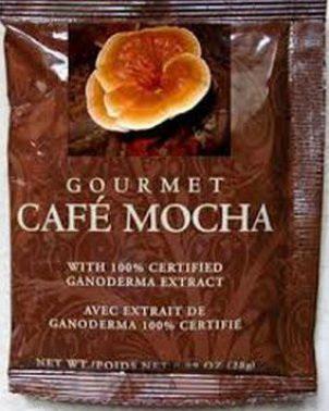 Кофе с ганодермой