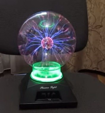 Плазменная лампа