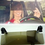 Козырек для машины Clear-View