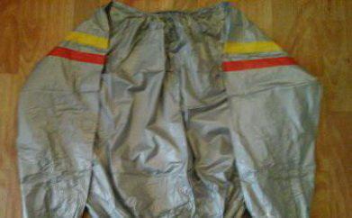 Куртка-сауна