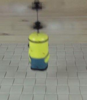 Миньон летит