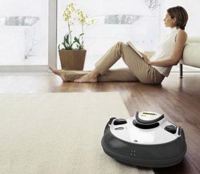 Обзор роботов-пылесосов