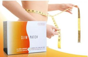 Пластырь для похудения Slim Patch обзор