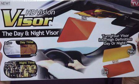Солнцезащитный козырек Visor коробка