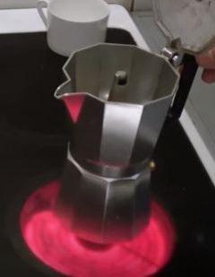 IRIT кофеварка гейзерная обзор