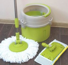 Spin Mop Compact Mix