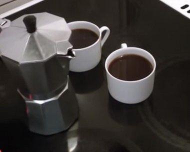 Гейзерная кофеварка IRIT-IRH-454