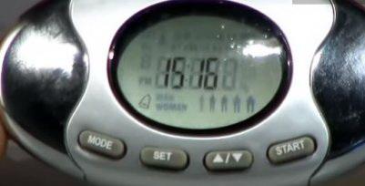 Шагомер марафон со счетчиком калорий