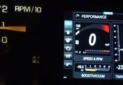 Сканер для машины