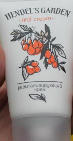 Goji Cream для лица