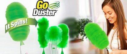 Электрическая щетка Go Duster Spin