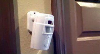 Сигнализация Intruder alarm для дачи