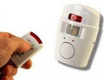 Сигнализация для дома и дачи Intruder alarm