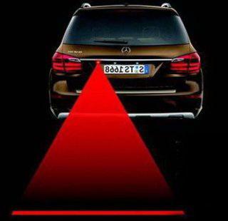 Лазерный противотуманный стоп-сигнал на авто