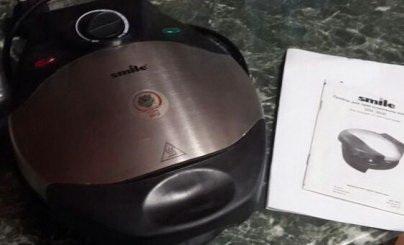 Прибор для выпекания пончиков Smile WM 3606