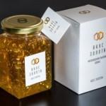 Вкус золота мед для еды