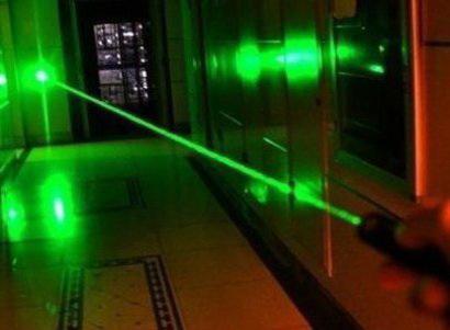 Зеленая лазерная указка LR-014