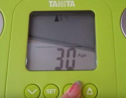 Электронные весы Танита