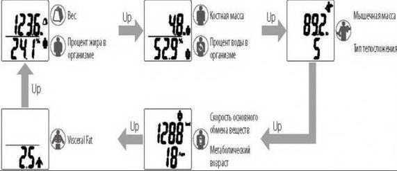 Весы Танита инструкция