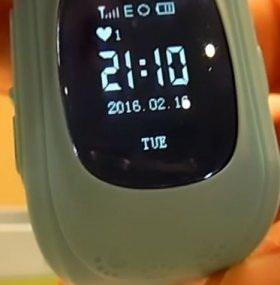 Часы BabyWatch