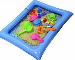 Чудо-песочница набор