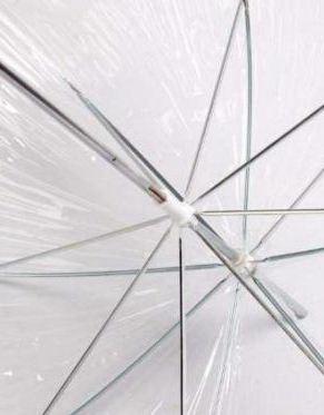 Зонт трость купол