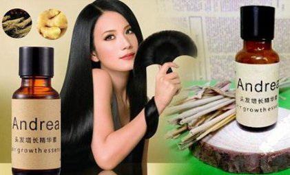 Сыворотка Andrea для ускорения роста волос