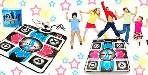 Танцевальный коврик X-tream Dance Pad Platinum